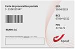 Procuration Postale | bpost