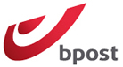 De Post - La Poste : Logo
